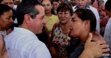Destina Carlos Joaquín más de 87 MDP para servicios públicos