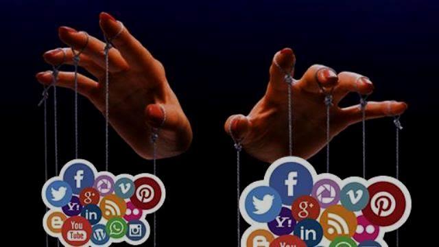 Resultado de imagen para manipulacion de redes sociales