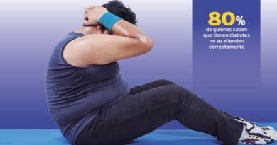 El autocuidado, clave para afrontar obesidad y diabetes