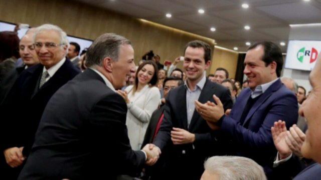 Rompe Verde alianza con el PRI en Chiapas
