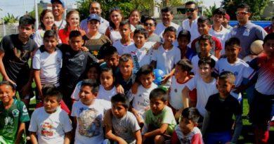 Atestigua Casilda Ruiz actividades del Torneo de la Amistad