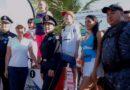Policía Federal y Puerto Morelos previenen el delito