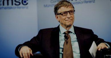 "Bill Gates considera ""regresiva"" la reforma fiscal de Trump"