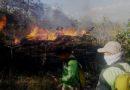 Se prevén más incendios por intenso calor en Chiapas