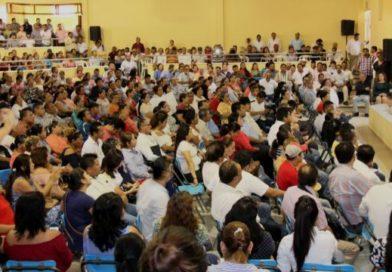 Empleos y servicios de salud de calidad, garantiza Adán Augusto en Macuspana