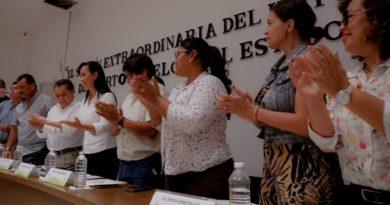 Retorna Laura Fernández a sus funciones en el ayuntamiento