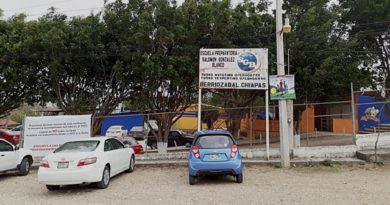 Abusos sexuales de maestros en 'prepa' de Chiapas