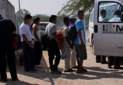 En Chiapas, redadas contra migrantes como en EU