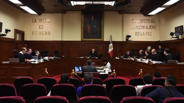 Funcionarios deberán entregar documentos requeridos por jueces, aún si están reservados: SCJN