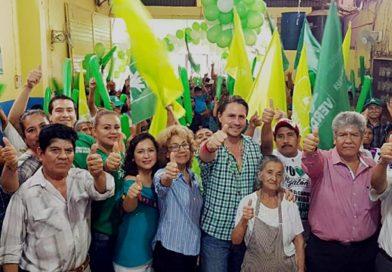Balean a promotoras del candidato del Verde en Yajalón, Chiapas