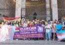 Protestan contra ola de crímenes transfóbicos en Chiapas