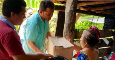DIF Quintana Roo ayuda a las familias afectadas por inundaciones