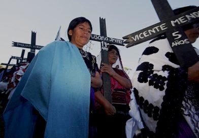 Sobrevivientes piden a AMLO que se haga justicia a víctimas de Acteal