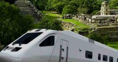 Siemens, dispuesto a construir un Tren Maya inteligente