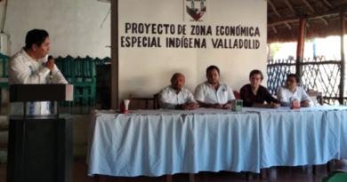 Buscan creación de Zona Económica Especial Indígena de Valladolid
