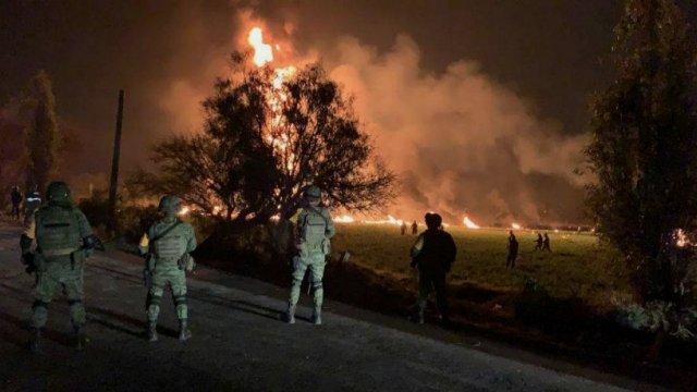 Decenas de muertos por huachicoleo en Hidalgo