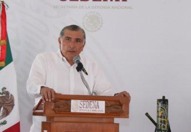 Programas sociales a tiempo en Tabasco: Gobernador