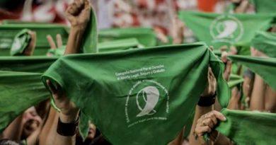 Argentinas retoman calles a favor de aborto legal
