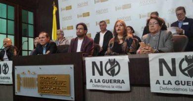 Repudian planes de invasión contra Venezuela