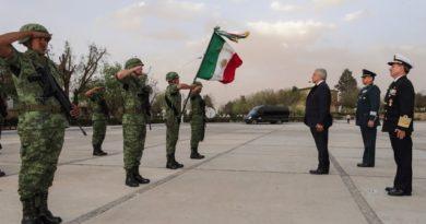 El Ejército, necesario para serenar al país: Obrador