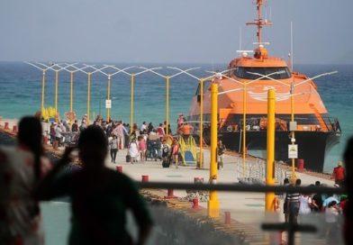 Isla Mujeres, Cozumel y Holbox, récord turístico